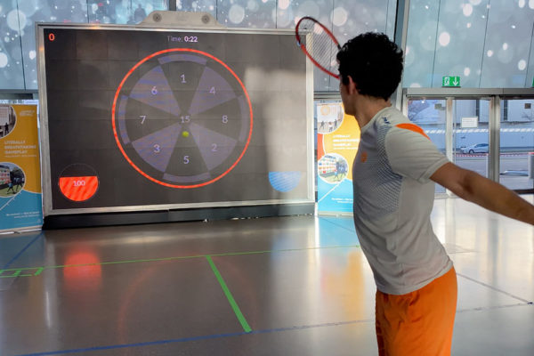 MultiBall BMW World Tennis 2